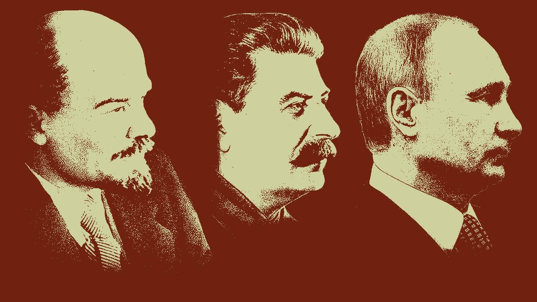 Друзья народа.Ленин