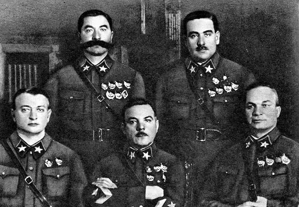 Репрессии сталинские