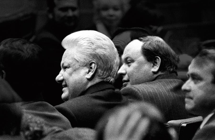 Беглый путинский советник Илларионов про Гайдара и Сахарова