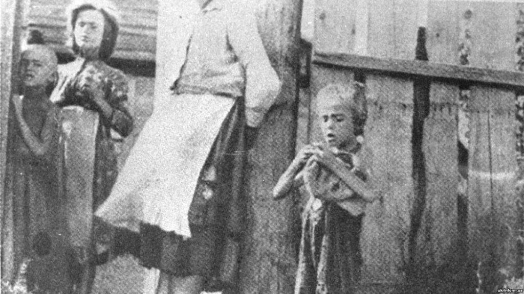 Американский голодомор