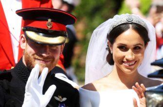 Почему британская принцесса Меган Mаркл сбежала из Королевского дворца