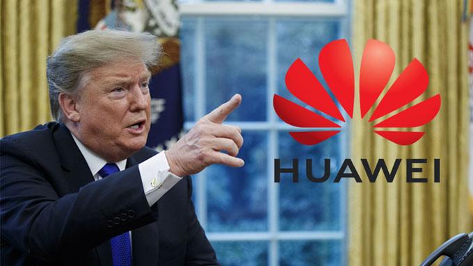 Крестовый поход Дональда Трампа против компании Huawei