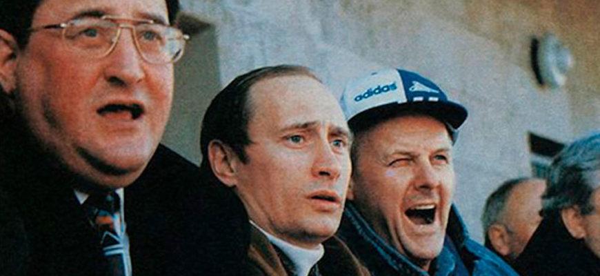 Кремлевский туз в рукаве повелителя Путин