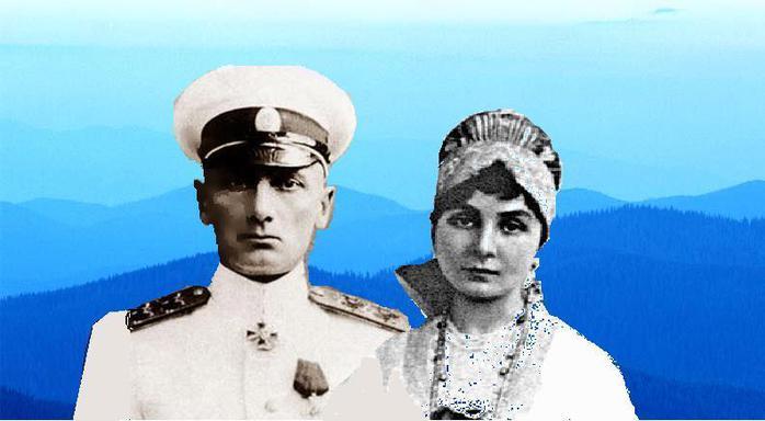 Колчак и Анна