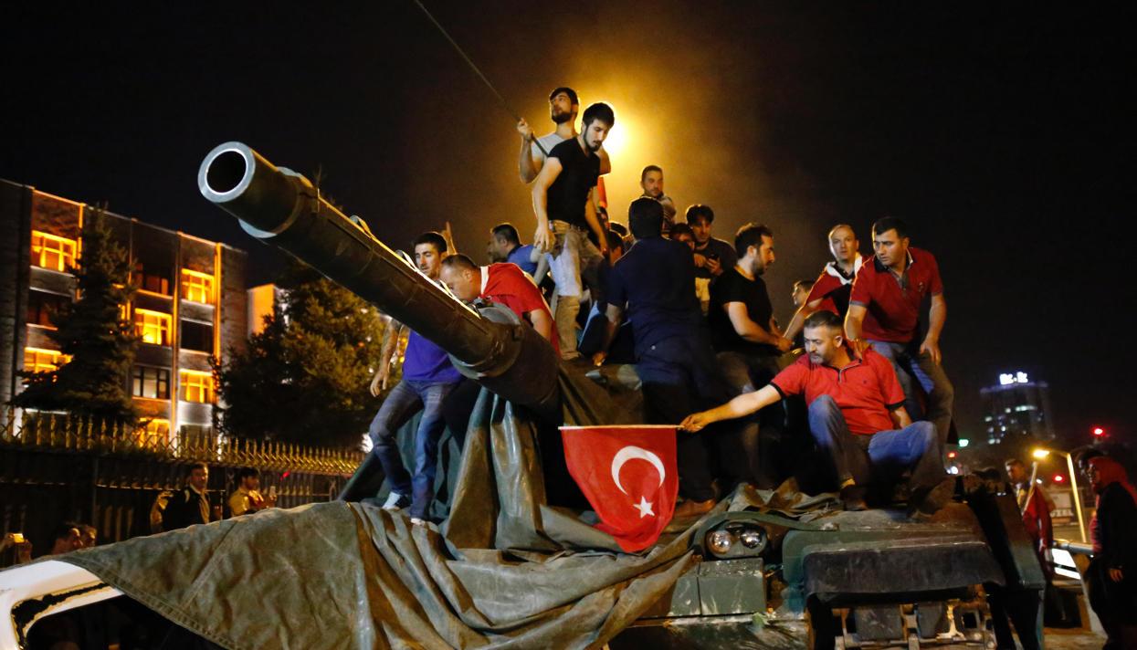 Угроза переворота в Турции и эскалация в Идлибе. Реальность и мечты