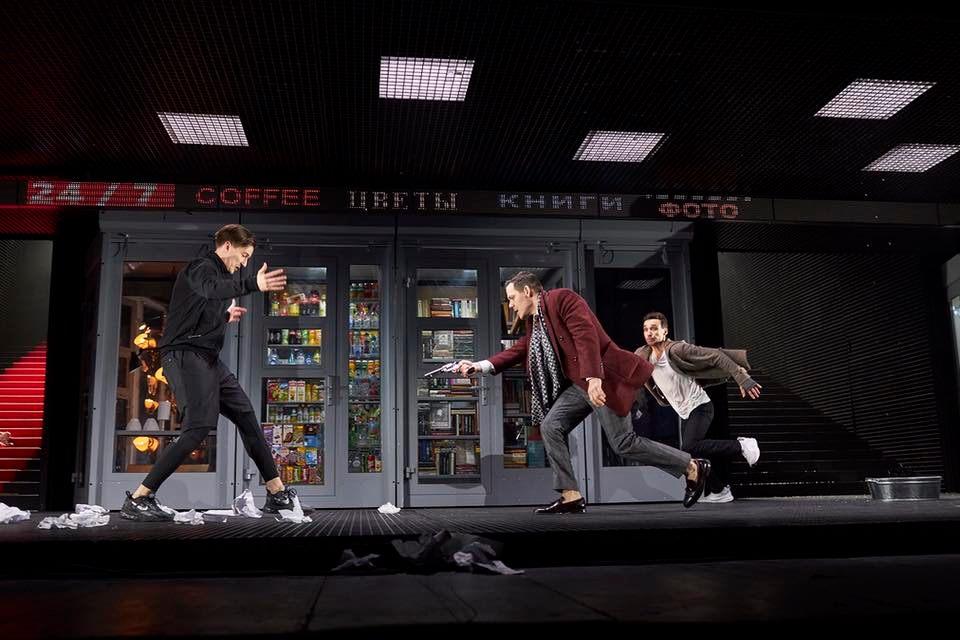 Театральная премьера марта. Ромео из подворотни в «Ромео и Джульетта», РАМТ