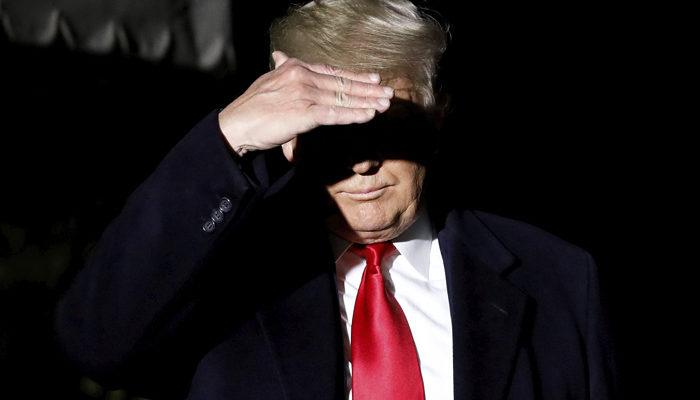 Президент США Дональд Трамп Фото: Reuters