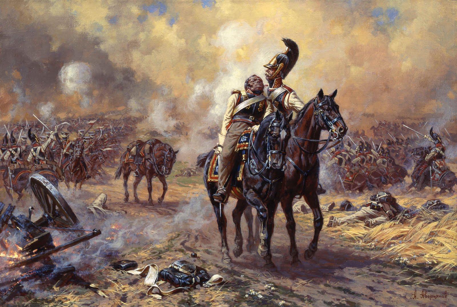 эти картинки русских сражений ходила ними неделю