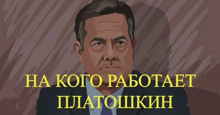 Николай Платошкин человек Путина агент Кремля