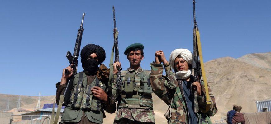 Кто президент Афганистана