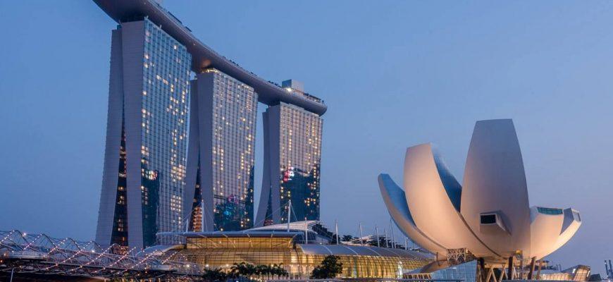 Сингапур революция