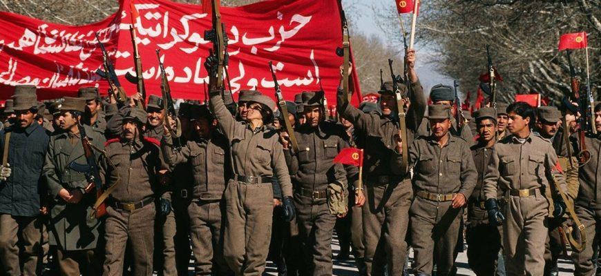 Саурская революция